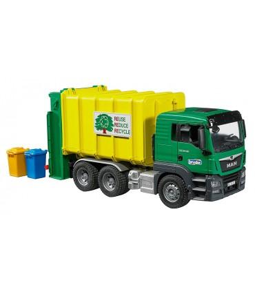 Camion de Gunoi MAN TGS
