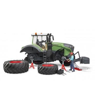 Tractor Fendt 1050 Vario & Figurina