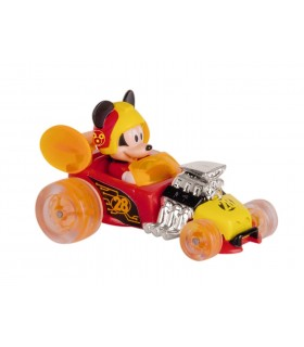 Mini-Masinuta Mickey Hot Rod Super Charged