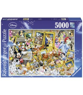 Lumea Disney, 5000 Piese