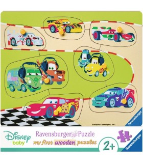 Cars, 7 Piese