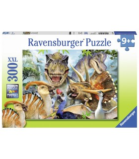 Poza Dinozaurilor, 300 Piese