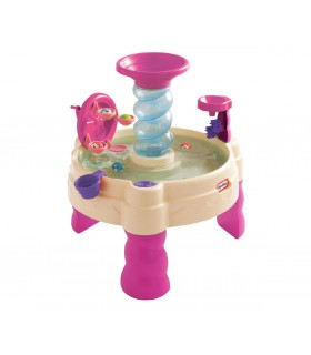 Masuta de Joaca cu Apa, Spirala Roz