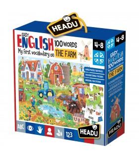 Engleza Nivel Simplu - 100 Cuvinte - Ferma