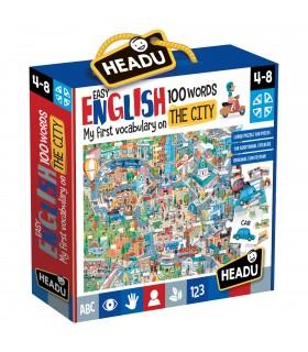 Engleza Nivel Simplu - 100 Cuvinte - Orasul