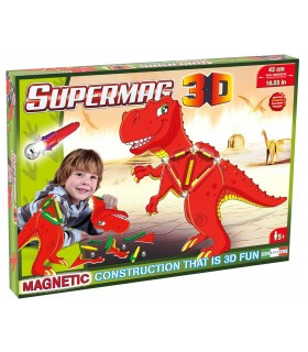 Supermag 3D, T-Rex