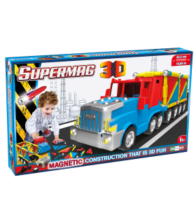 Supermag 3D Camion
