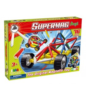 Supermag Maxi Wheels, 76 Piese