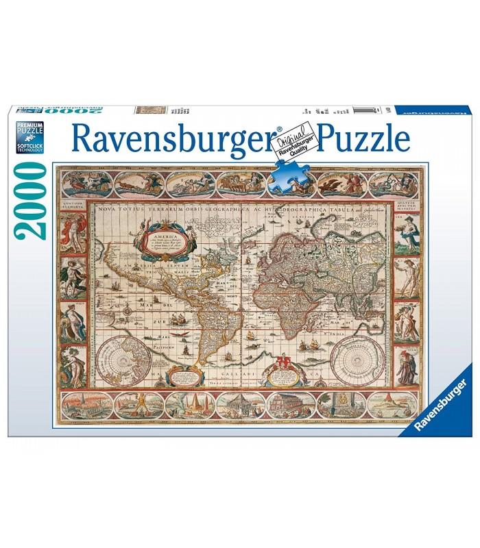 Harta Lumii 1650
