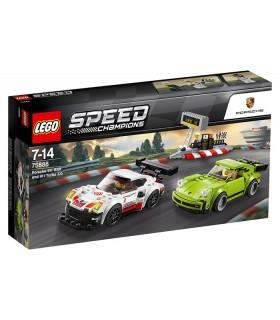 Porsche 911 RSR si 911 Turbo 3.0