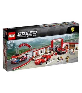 Garajul Suprem Ferrari