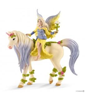 Sera cu Unicorn-Floare