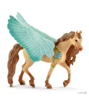 Pegasus cu Bijuterii