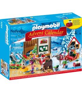 Calendar Craciun, Atelierul Lui Mos Craciun