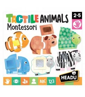 Montessori Animale Senzoriale