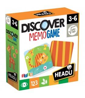 Descopera Jocul Memoriei