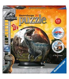 Jurassic World, 72 Piese