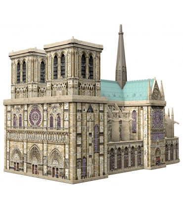 Notre Dame, 324 Piese