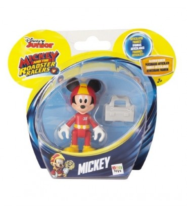 Mickey, Roadster Racer