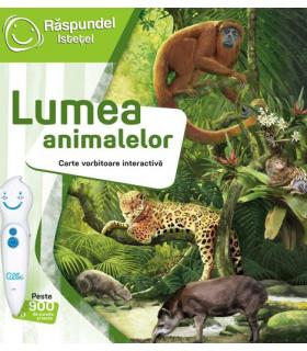 Raspundel Istetel, Carte Lumea Animalelor