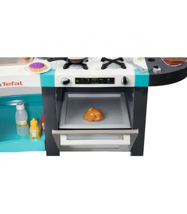 Bucatarie Electronica Tefal French Touch Bubble Cu Oala Magica Si Accesorii