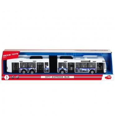 Autobuz City Express Bus, Alb