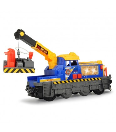Locomotiva Cargo 75-02 Cu Sunete Si Lumini