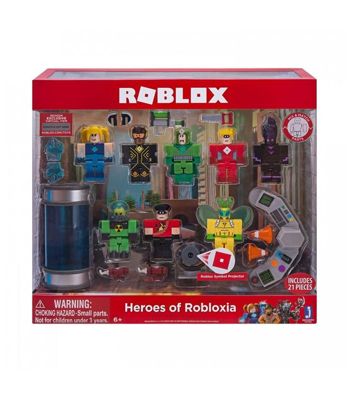 Eroii din Robloxia