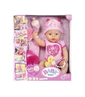 Baby Born, Fata Cu Corp Moale
