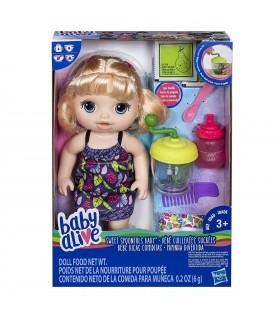 Baby Alive Fetita, Blonda