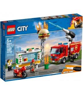 Stingerea Incendiului De La Burger Bar