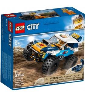 Masina de Raliu din Desert