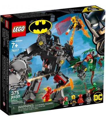 Robotul Batman Contra Robotul Poison Ivy