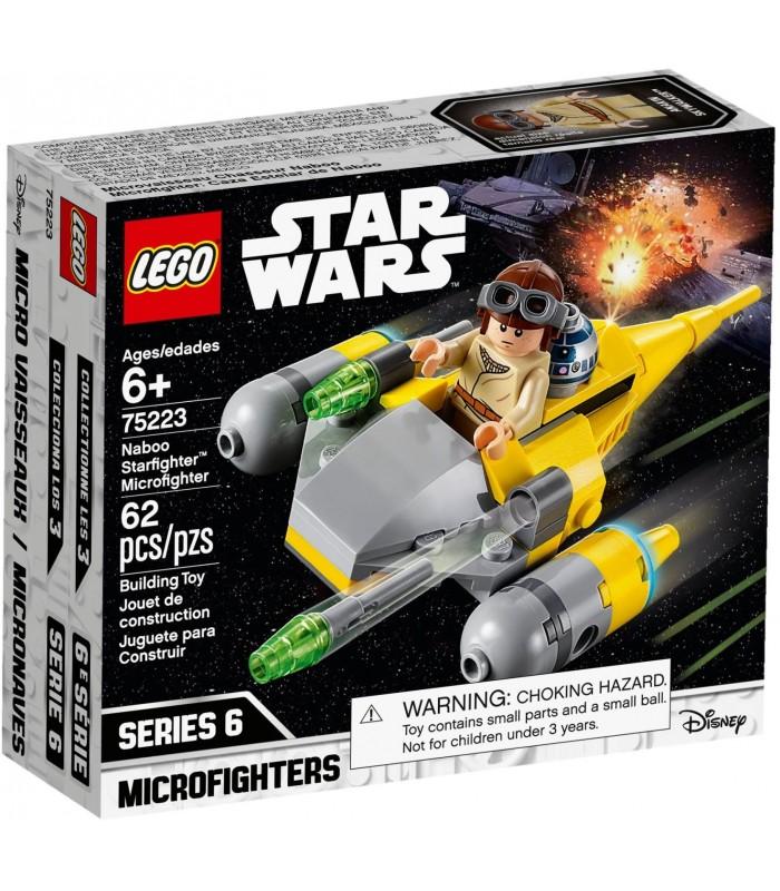 Naboo Starfighter Microfighter