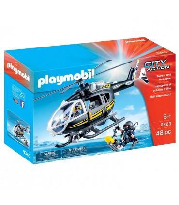 Elicopterul Echipei SWAT