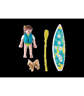 Figurina Surfer Si Catel
