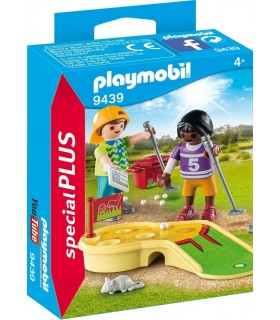 Jucatori de Minigolf