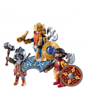 Regele Pitic Cu Gardieni