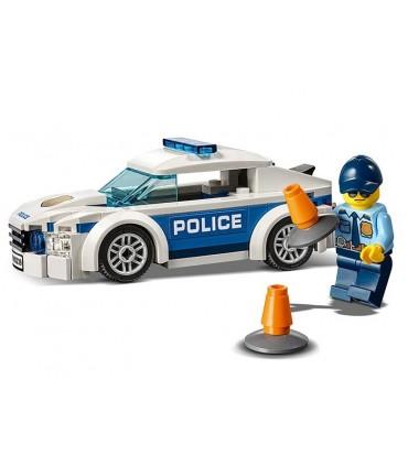 Masina De Politie Pentru Patrulare
