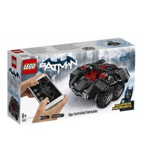 Batmobil Controlat De Aplicatie