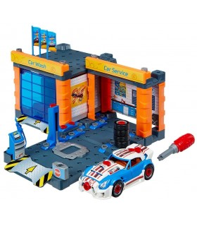 Hot Wheels Service Station