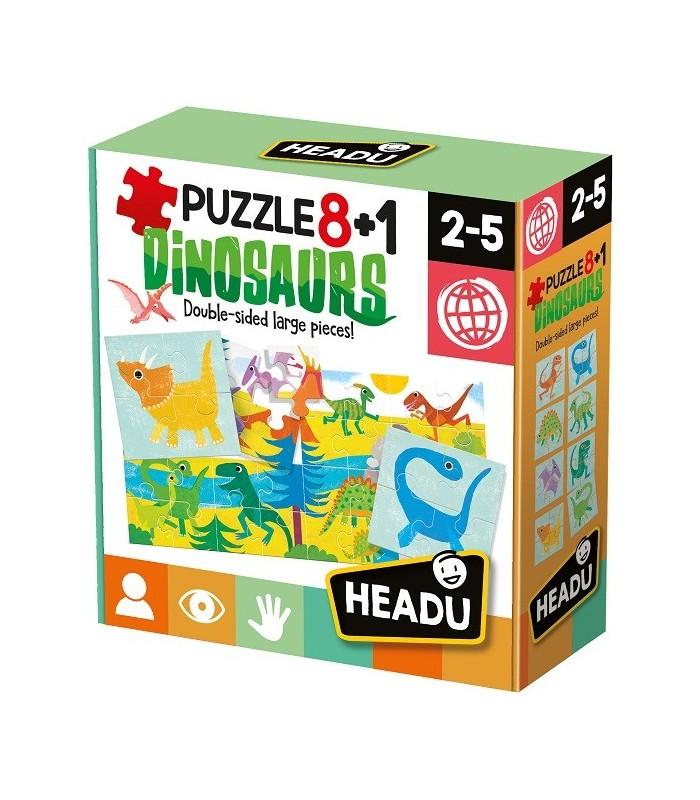 Dinozauri 8+1