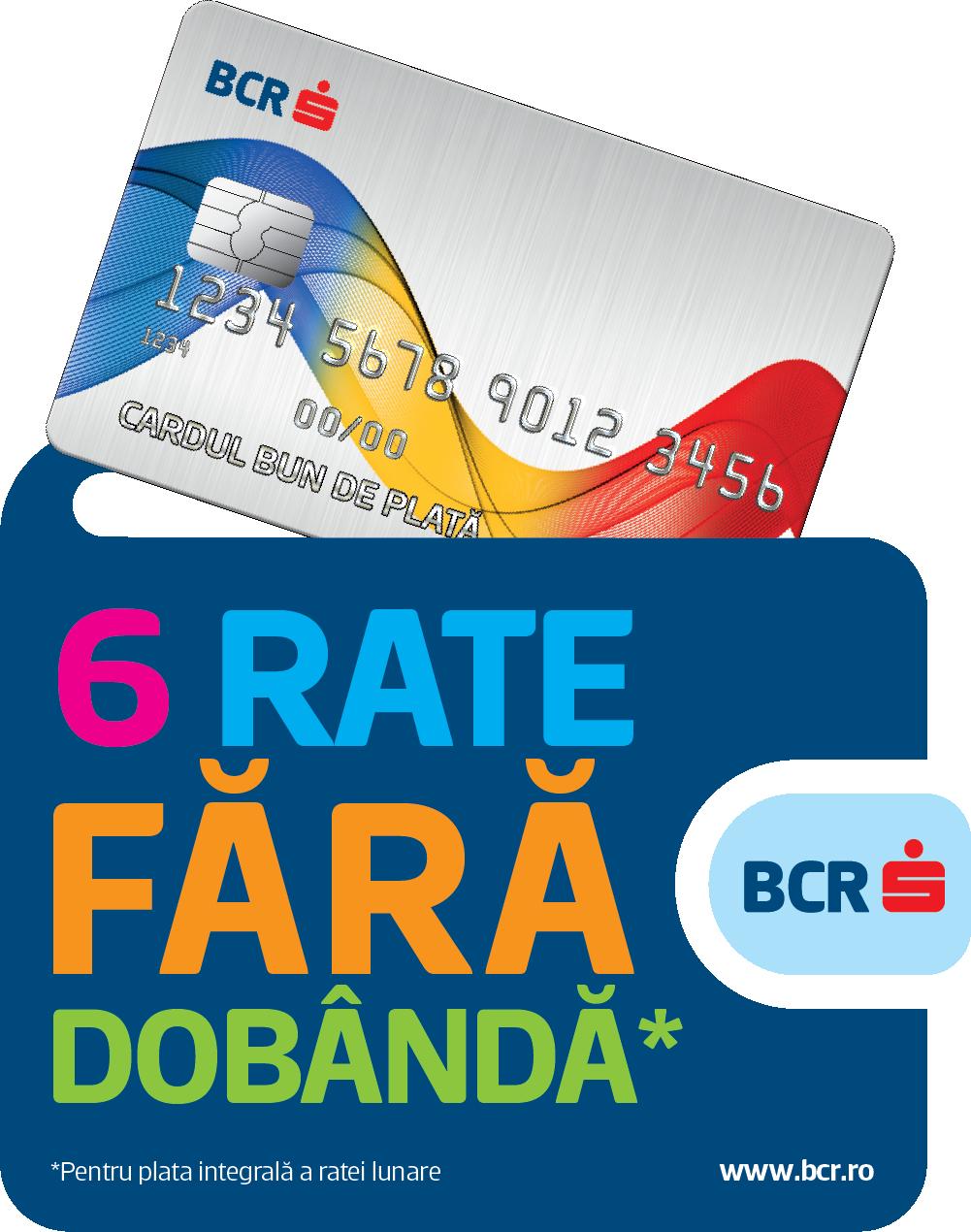 Rate BCR Jucarii