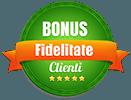 Bonus Clienti Fideli